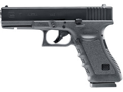 Airsoft pistole Glock 17 BlowBack AGCO2