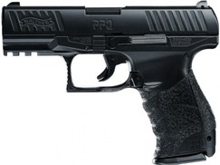 Airsoft Pistole Walther PPQ PSS ASG