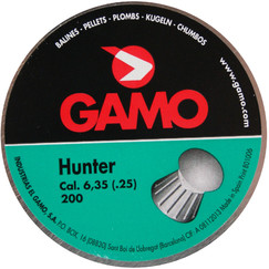 Diabolo Gamo Hunter 200szt. cal.6,35mm