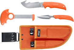 Nůž Walther Hunting Knife Set orange