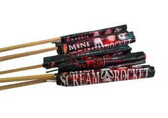 Pyrotechnika Rakety Scream Rocket mini set.6ks