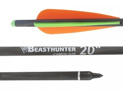 "Bełt carbon 20"" Beast Hunter Elite HalfMoon 1szt."