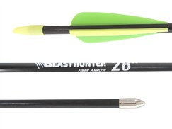 "Strzala laminatowa 28"" Beast Hunter Fiber Arrow"