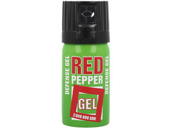 Gaz Red Pepper Gel C Fog 40ml