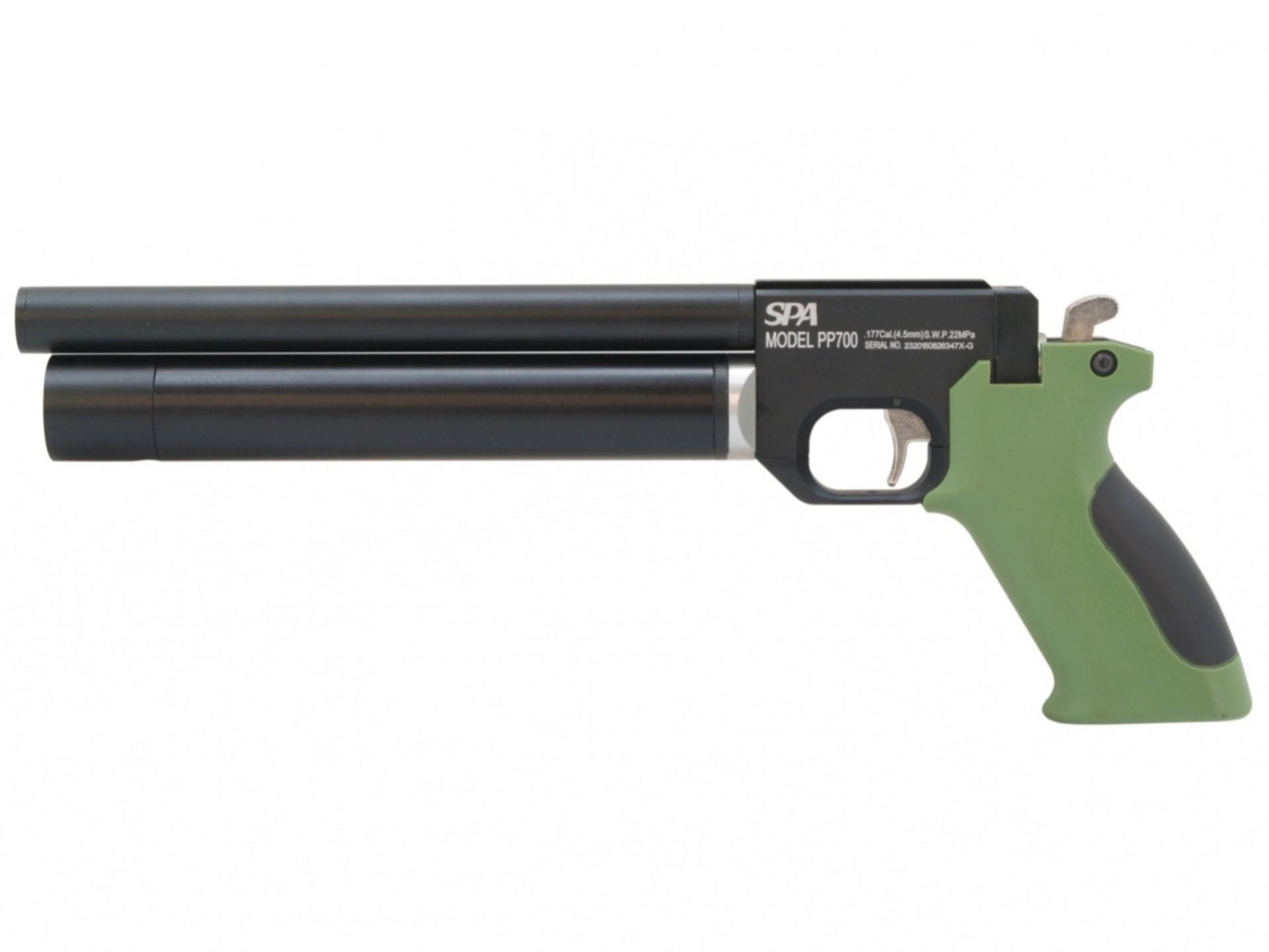 Masywnie Wiatrówka pistolet SPA Artemis PP700W kal.5,5mm | Colosus.pl TG92