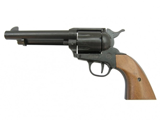 Rewolwer gazowy Bruni Single Action Peacemaker czarny kal.9mm