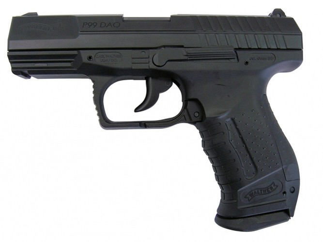 Airsoft Pistolet Walther P99 DAO AGCO2
