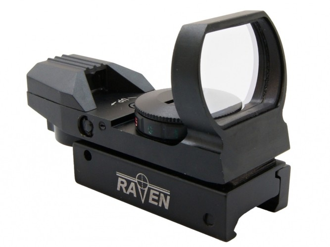 Kolimator Raven Open PointSight Red/Green