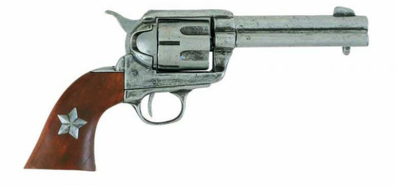 Replika rewolweru Peacemaker kaliber 45 USA 1886 sheriff
