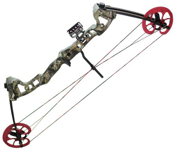 Luk Barnett Vortex Hunter 45-60lb Camo