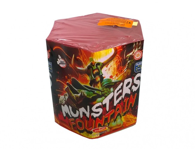 Fontanna Monsters Fountain 168g